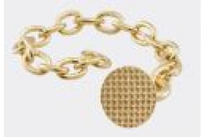 Gold Eruption Appliance - Round (5/pk)