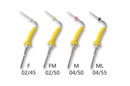 Denjoy FREEFILE endo obturation system.
